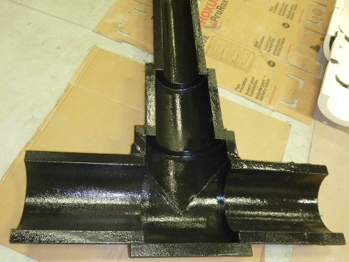Coquille Urtech pour valve (3)