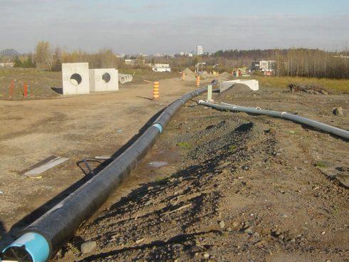 INTRO Systeme Urtech tuyauterie préisolée