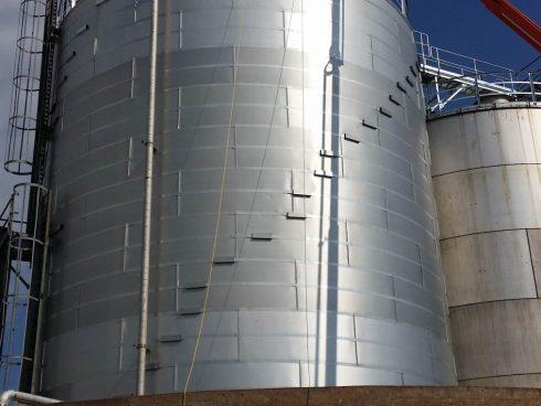 Panneau Isolant Urtech pour réservoir