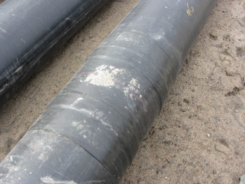Polyurethane preinsulated pipe - Urtech System (2)