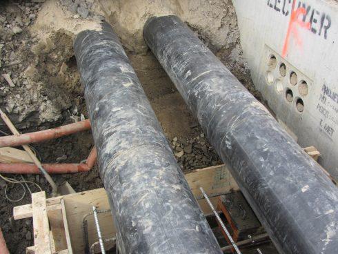 Polyurethane preinsulated pipe - Urtech System (3)