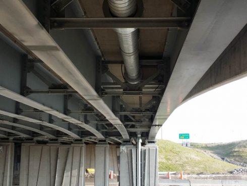 Urtech - conduite préisolée pour dessous pont