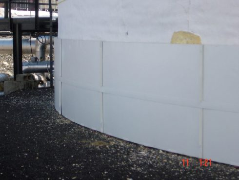 Urtech insulating pannels for tank (12)