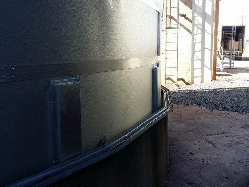Urtech insulating pannels for tank (15)