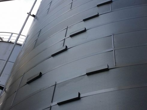 Urtech insulating pannels for tank (3)