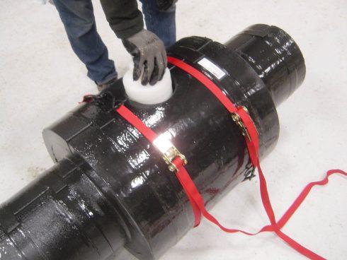 Urtech shell for valve