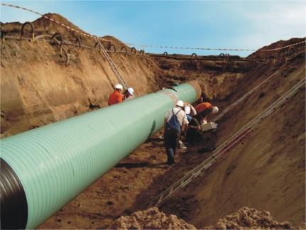 Pipeline Rehab - Below Ground