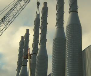Installation of stacks
