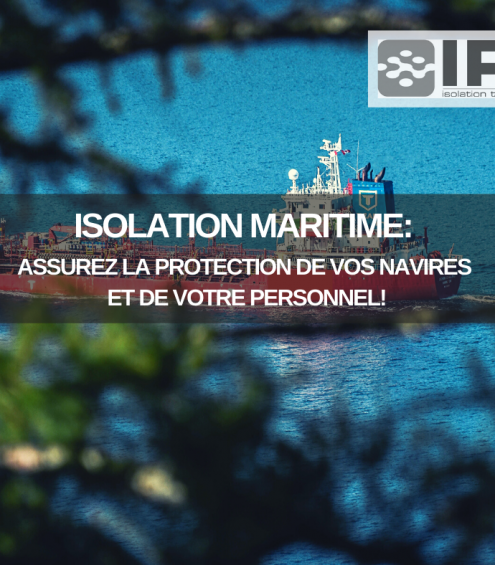 Isolation Maritime : les couvertures isolantes Isotex