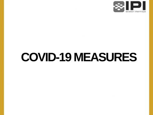 Covid-19 measures
